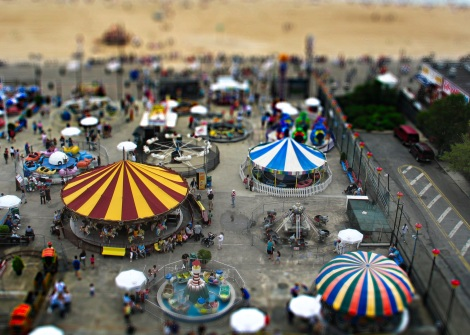 """Coney Island Mini"""