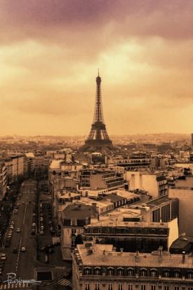 Ah... Paris... Need I say more?