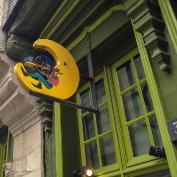 Trolls and Korrigans shop in Vitre, France