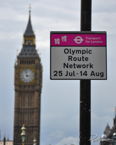 The city of London plays host to the summer Olympics.