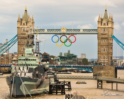 I return to London after so many years and leave just before Olympic madness descents upon it!