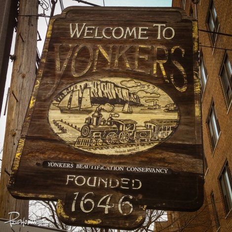 Welcome to Yonkers!