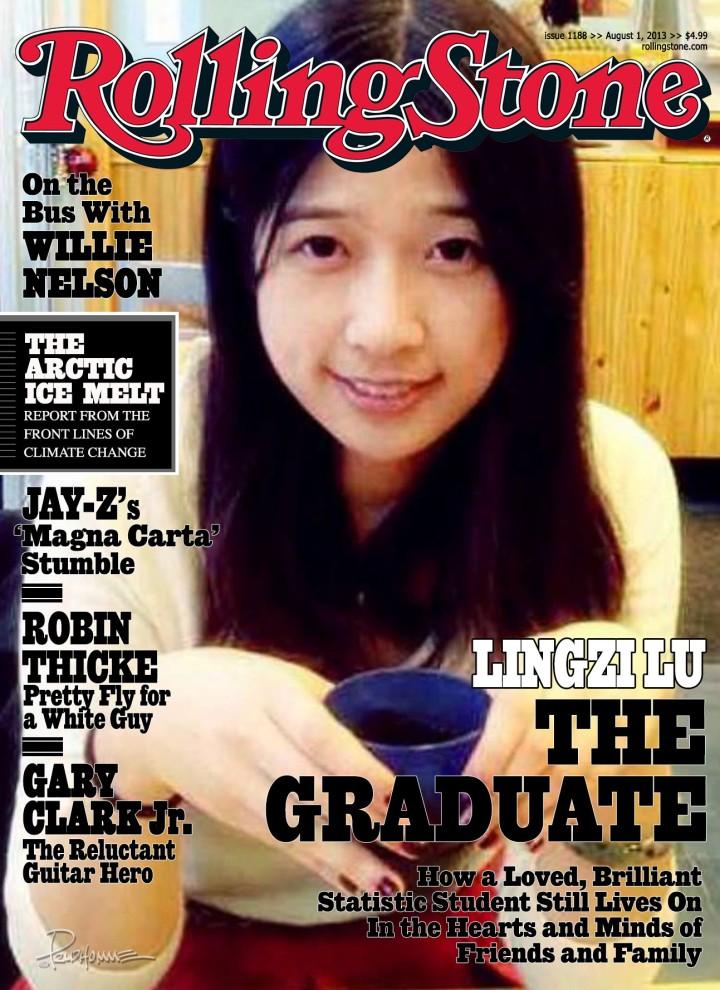 Rolling Stone_Lingzi Lu