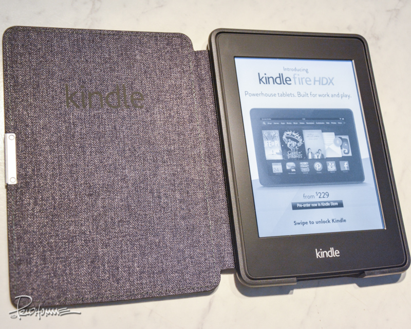 Why I Chose to Buy the New Kindle Paperwhite | Cyan Skies