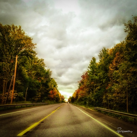 Driving south on NY-16 to Olean NY.